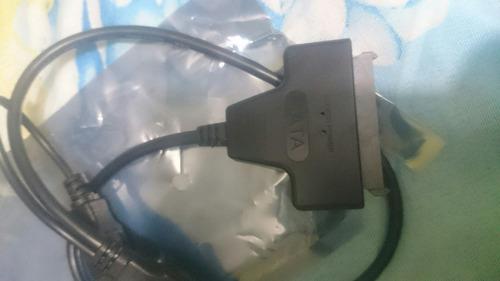 adaptador para disco duro laptop sata 3  a usb 2.0, 2.5