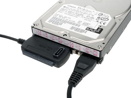 adaptador para disco duro o dvd externo pc, lap envio gratis