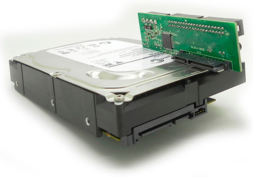 adaptador para disco duro sata a tarjeta madre ide, cd-rom..