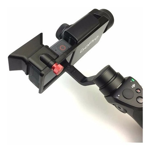 adaptador para dji osmo mobile gimbal transfer para gopro he