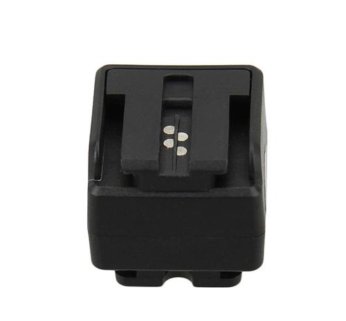 adaptador para flash sony jsc-5 zapata estándar jjc