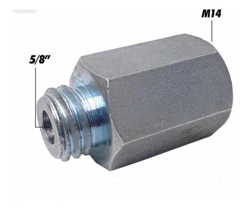 adaptador para politriz de m14 para 5/8