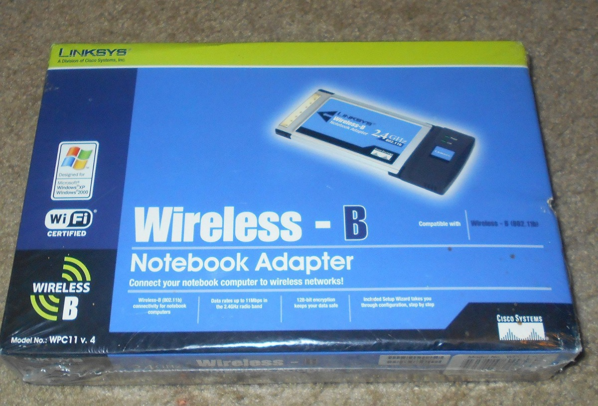 LINKSYS WIRELESS B WPC11 DRIVER DOWNLOAD