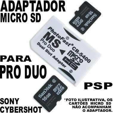 adaptador para psp