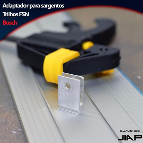 adaptador para sargento / grampo rápido trilho fsn bosch