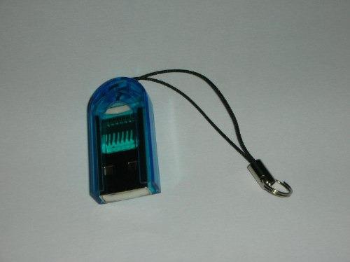 adaptador para tarjetas micro sd a usb