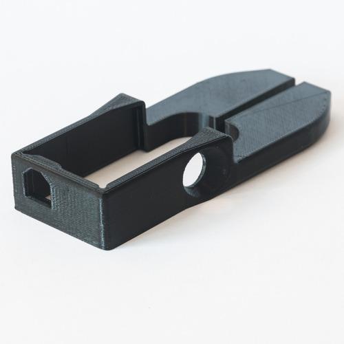 adaptador para usar gopro 3/4 no gimbal zhiyun smooth 4