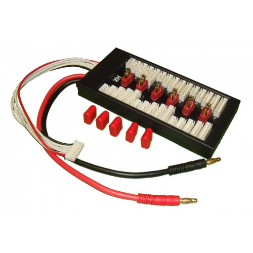 adaptador paralelo (parallel charging board) - imax b6 b6 b8