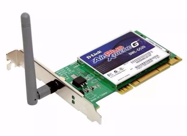 DOWNLOAD DRIVER: DWL-G520 PCI