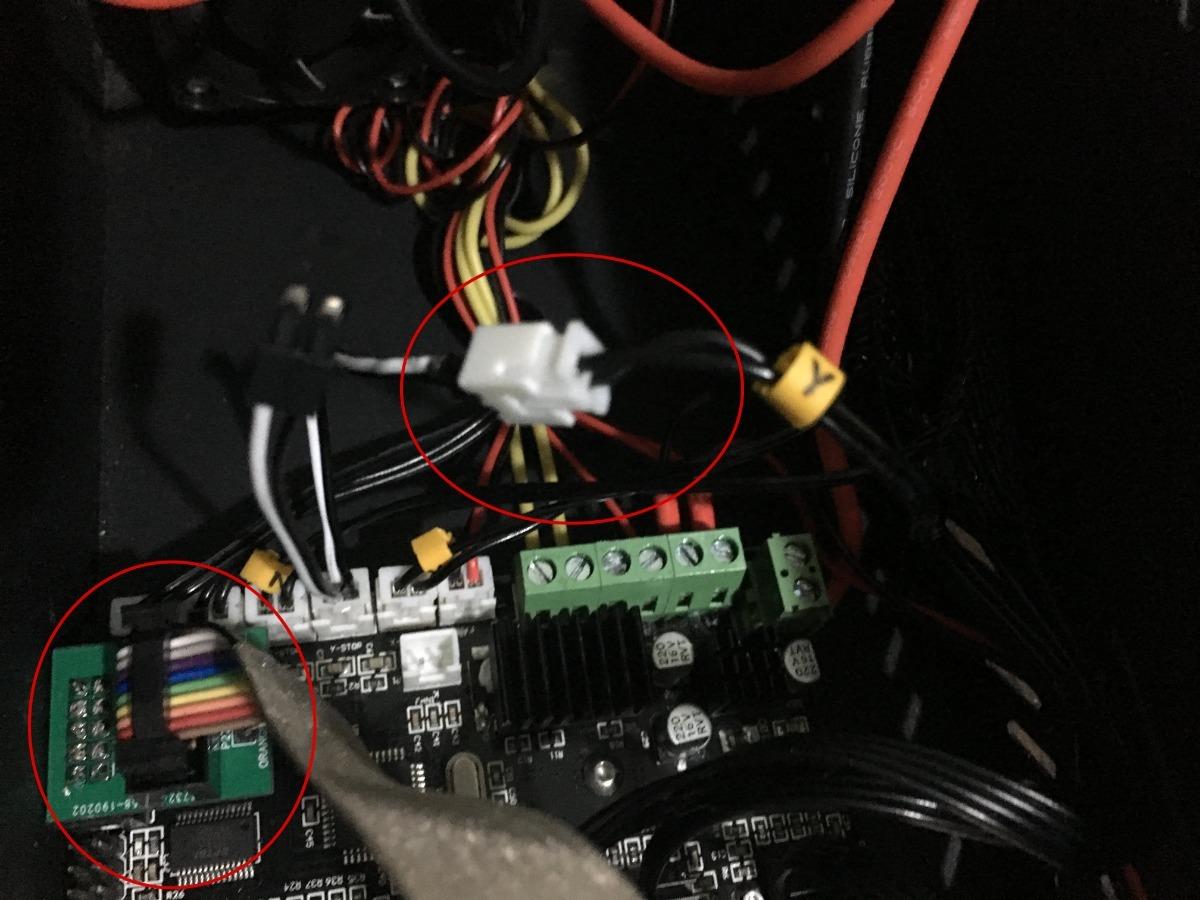 Adaptador Pin27 Para Bltouch 3d Creality Cr-10 Ender Autobed