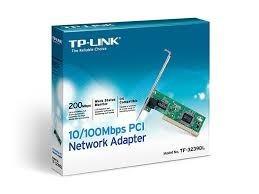 adaptador / placa de rede pci tp-link tf-3239dl 10/100 mpbs