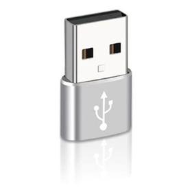 Adaptador Plug Usb Tipo C Para Usb 3.0 Macho Dados Otg