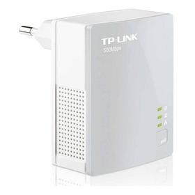 Adaptador Powerline Tp-link Tl-pa4010 Kit  Branco/cinza 110v/220v 2 Unidades