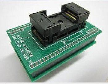 adaptador programador xeltex no.as628 sxa tsop56  tspo 56