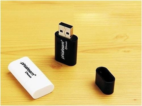 adaptador receptor audio  usb bluetooth música estéreo