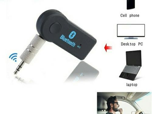 adaptador receptor bluetooth para equipo de sonido autoradio