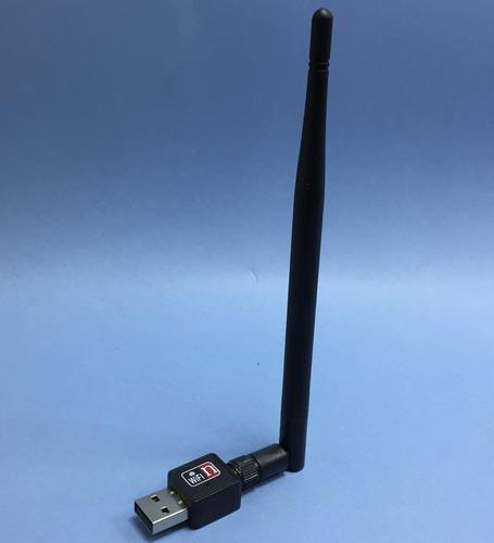 adaptador receptor wireless usb sem fio antena wifi 900mbps