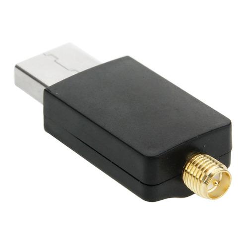 adaptador red usb 300mbps 2.0 inalambrico wifi antena