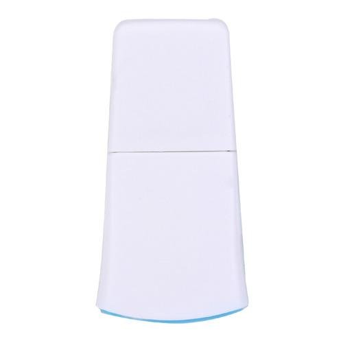 adaptador red usb mbps wireless network nano card azul