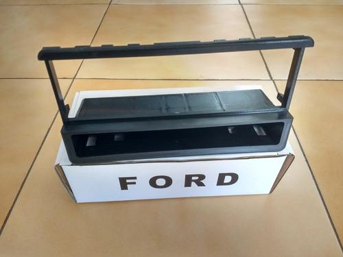 adaptador reproductor ford fiesta 98 99 2000 2001 2002 2003