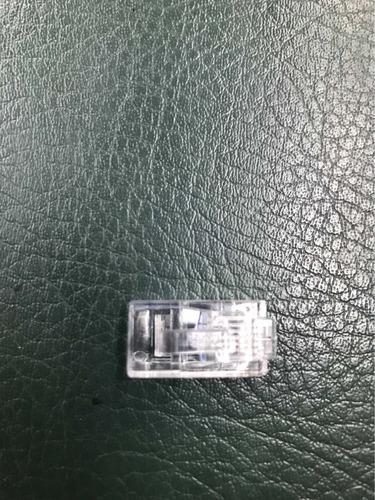 adaptador rj45 x (bolsa 100 unidades)