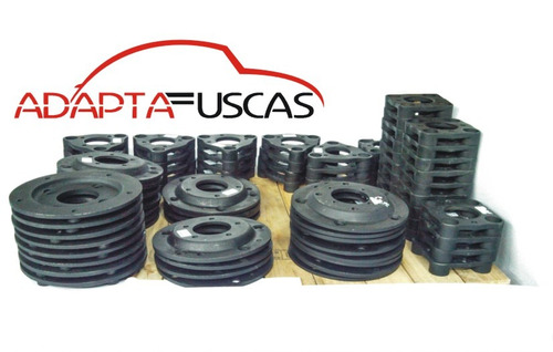 adaptador roda 5x205 p/ 5x114 - kombi fusca antigo p/ opala
