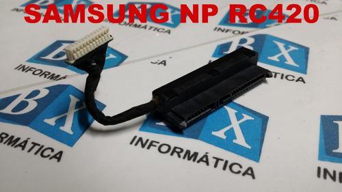 adaptador sata do hd samsung np-rc420