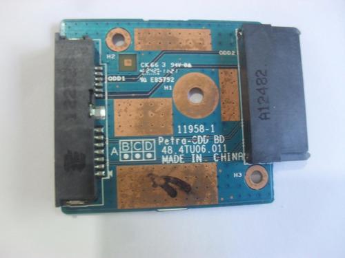 adaptador sata gravadora dvd notebook acer aspire v5-571