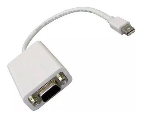 adaptador thunderbolt /mini display port a vga - displayport