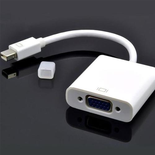 adaptador thunderbolt mini displayport vga macbook pro air