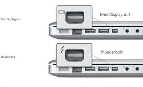 adaptador thunderbolt x hdmi com cabo p/ macbook pro e air