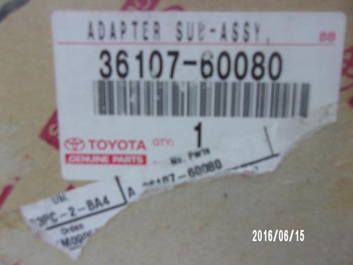 adaptador transfer fortuner hilux 2003 2012 orig 3610760080