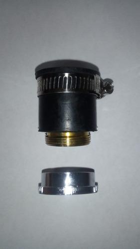 adaptador universal a canilla para purificador de agua drago