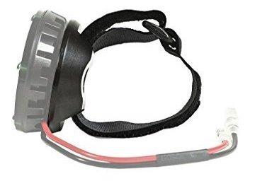 adaptador universal de montaje en tubo ciclon kc hilites 135