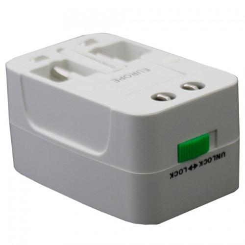 adaptador universal de tomadas ac para viagem todos padroes