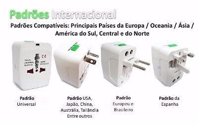 adaptador universal tomada uk usa europa asia pronta entrega