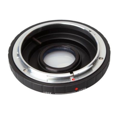 adaptador usar lentes canon fd / cámaras sony alpha mont a