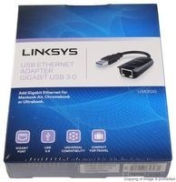 adaptador usb 3.0 a lan gigabit linksys rj-45 windows y mac