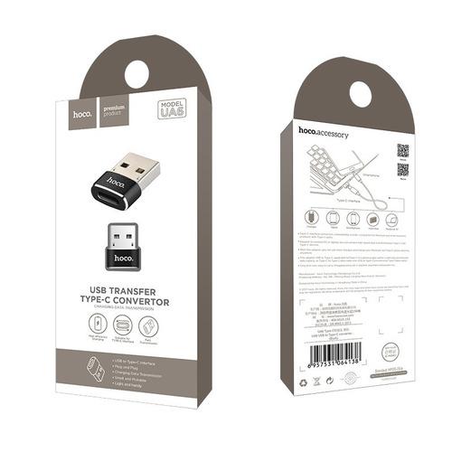 adaptador usb-a para tipo-c - frete grátis