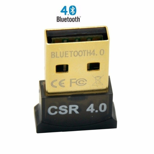adaptador usb bluetooth 4.0 dongle p/ notebook pc 10 metros
