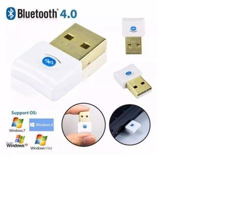 adaptador usb bluetooth versão 4.0 + edr dongle class2