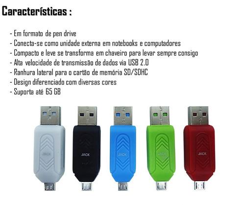 adaptador usb celular