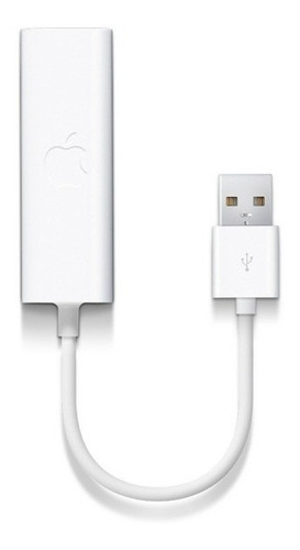 adaptador usb ethernet apple original mc704 mac rj-45