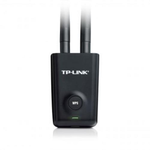 adaptador usb inalambrico - tp-link - tl-wn8200nd - negro