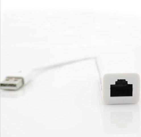 adaptador usb red lan rj45 macbook air retina linux pc