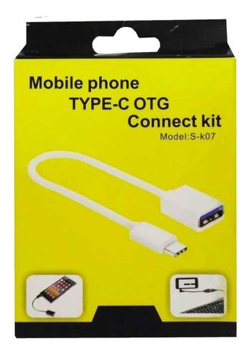 adaptador usb telefonos