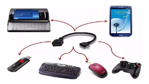 adaptador usb usb para celular