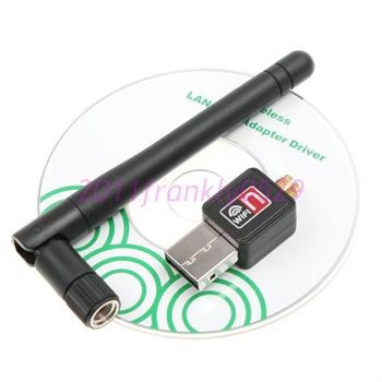 adaptador usb-wifi 150mb 802.11 n/g/b con antena