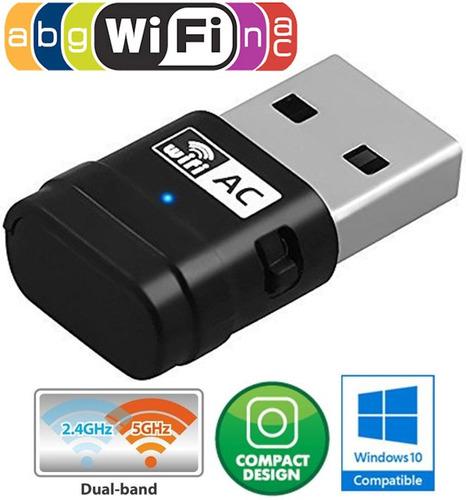 adaptador usb wifi con