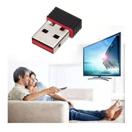 adaptador usb wifi mini 150mbp 725n receptor 39% off